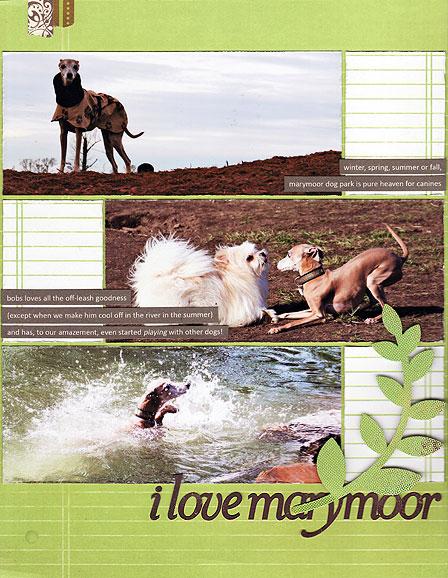 I love Marymoor