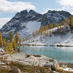 Larch Week, Part Two: Black Peak
