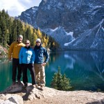 Larch Week, Part Three: Blue Lake