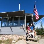 Mount Rainier Babymoon | Suntop Lookout